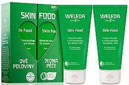 Düfte, Parfümerie und Kosmetik Gesicht- und Körperpflegeset - Weleda Skin Food (Gesichts- und Körpercreme 75ml + Gesichts- und Körpercreme 75ml)