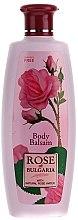 Düfte, Parfümerie und Kosmetik Körperlotion mit Rosenwasser - BioFresh Rose of Bulgaria Body Balsam