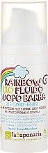 Düfte, Parfümerie und Kosmetik Bio After Shave Fluid für alle Hauttypen - La Saponaria Rainbow Organic After Shave Fluid