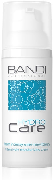 Intensiv feuchtigkeitsspendende Gesichtscreme - Bandi Professional Hydro Care Intensive Moisturizing Cream