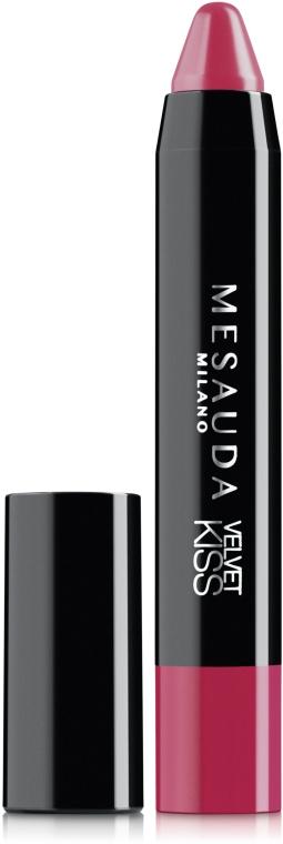 Lippenstift Lipliner - Mesauda Milano Velvet Kiss Lipstick