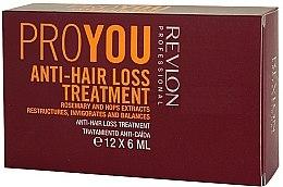 Ampullen gegen Haarausfall - Revlon Professional Pro You Anti-Hair Loss Treatment — Bild N5