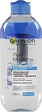 Düfte, Parfümerie und Kosmetik Zwei-Phasen-Mizellen-Reinigungswasser für empfindliche Haut und Augen - Garnier Skin Naturals Micelar Water