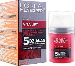 Düfte, Parfümerie und Kosmetik Feuchtigkeitsspendende Anti-Aging Gesichtscreme für Männer - L'Oreal Paris Men Expert