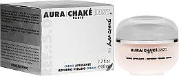 Düfte, Parfümerie und Kosmetik Auffrischende Peelingcreme mit kleinen Quarzpartikeln - Aura Chake Refining Peeling Cream