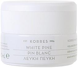 Düfte, Parfümerie und Kosmetik Anti-Falten Nachtcreme mit Weißkiefer - Korres White Pine