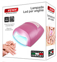 Düfte, Parfümerie und Kosmetik UV-LED Lampe - Beper Nail LED Lamp