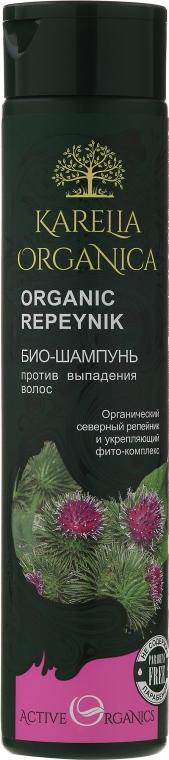 Bio Shampoo gegen Haarausfall mit Klettenextrakt - Fratti HB Karelia Organica