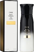Düfte, Parfümerie und Kosmetik Feuchtigkeitsspendendes Re-Styling Haarspray mit Hitzeschutz - Oribe Gold Lust Mystify Restyling Spray