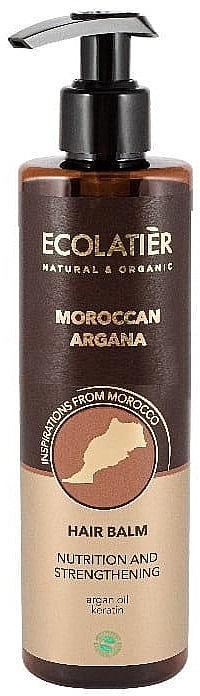 Haarspülung mit marokkanischem Argan - Ecolatier Moroccan Argana Hair Balm