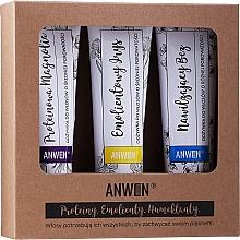 Düfte, Parfümerie und Kosmetik Haarpflege Geschenkset - Anwen (Haarspülung 3x100ml)