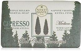 Düfte, Parfümerie und Kosmetik Naturseife Cypress - Nesti Dante Regenerating Soap Dei Colli Fiorentini Collection
