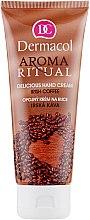 Düfte, Parfümerie und Kosmetik Handcreme mit Aroma von Irischem Kaffee - Dermacol Aroma Ritual Hand Cream Irish Coffee