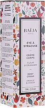 Düfte, Parfümerie und Kosmetik Parfümierte Körpercreme - Baija Ete A Syracuse Body Cream