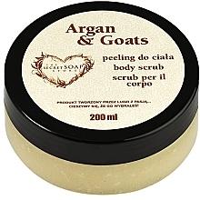 Düfte, Parfümerie und Kosmetik Körperpeeling mit Argan und Ziegenmilch - The Secret Soap Store Argan & Goats Body Scrub