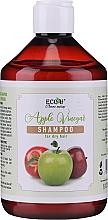 Düfte, Parfümerie und Kosmetik Shampoo mit Apfelessig für trockenes Haar - Eco U Apple Vinegar Shampoo