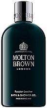 Düfte, Parfümerie und Kosmetik Bade- und Duschgel Russian Leather - Molton Brown Russian Leather Bath & Shower Gel