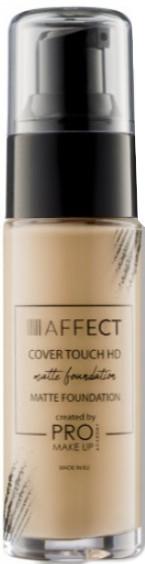 Mattierende Foundation - Affect Cosmetics Cover Touch Matte Foundation