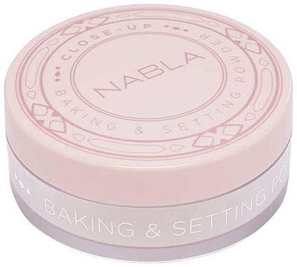 Loser Gesichtspuder - Nabla Close-Up Baking Setting Powder