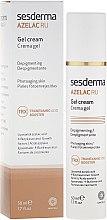 Düfte, Parfümerie und Kosmetik Depigmentierendes Gesichtscreme- Gel - SesDerma Laboratories Azelac Ru Gel Cream