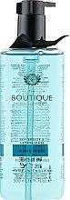 """Düfte, Parfümerie und Kosmetik Flüssige Handseife """"Seebrise und Zitronengras"""" - Grace Cole Boutique Sea Breeze And Lemongrass Hand Wash"""