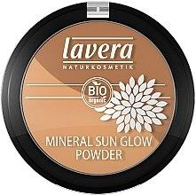 Düfte, Parfümerie und Kosmetik Zweifarbiger Mineralpuder für das Gesicht - Lavera Mineral Sun Glow Powder