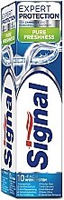 Düfte, Parfümerie und Kosmetik Zahnpasta Pure Freshness - Signal Expert Protection Pure Freshness