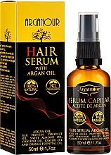 Düfte, Parfümerie und Kosmetik Haarserum - Arganour Hair Serum Argan Oil