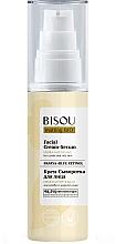 Düfte, Parfümerie und Kosmetik Creme-Serum für das Gesicht mit Papaya und Retinol - Bisou Matting Bio Facial Cream Serum