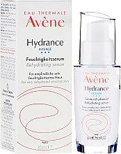 Düfte, Parfümerie und Kosmetik Intensiv feuchtigkeitsspendendes Gesichtsserum für empfindliche Haut - Avene Hydrance Intense Serum Rehydratant