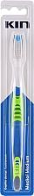 Düfte, Parfümerie und Kosmetik Zahnbürste mittel grün - Kin Medium