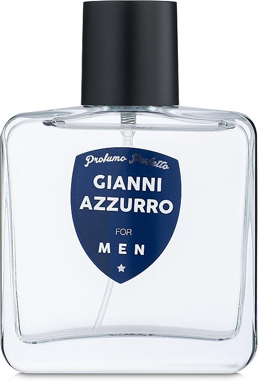 Vittorio Bellucci Gianni Azzurro for Men - Eau de Toilette