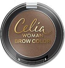 Düfte, Parfümerie und Kosmetik Augenbrauen Lidschatten - Celia Woman Brow Color