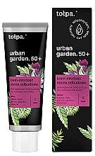 Düfte, Parfümerie und Kosmetik Nachtcreme 50+ - Tolpa Urban Garden 50+ Night Cream