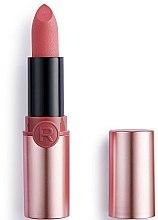 Düfte, Parfümerie und Kosmetik Mattierender Lippenstift - Makeup Revolution Powder Matte Lipstick