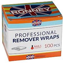 Düfte, Parfümerie und Kosmetik Aluminiumfolie zum Entfernen von Hybridlack - Ronney Professional Remover Wraps