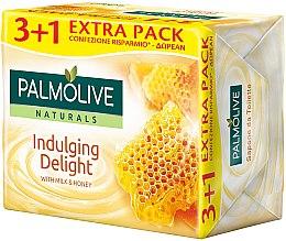 Düfte, Parfümerie und Kosmetik Naturseife mit Milch und Honig - Palmolive Naturals Indulging Delulging Delight With Milk & Honey Soap
