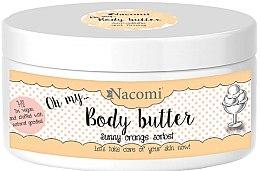 Düfte, Parfümerie und Kosmetik Körperöl - Nacomi Body Butter Sunny Orange Sorbet