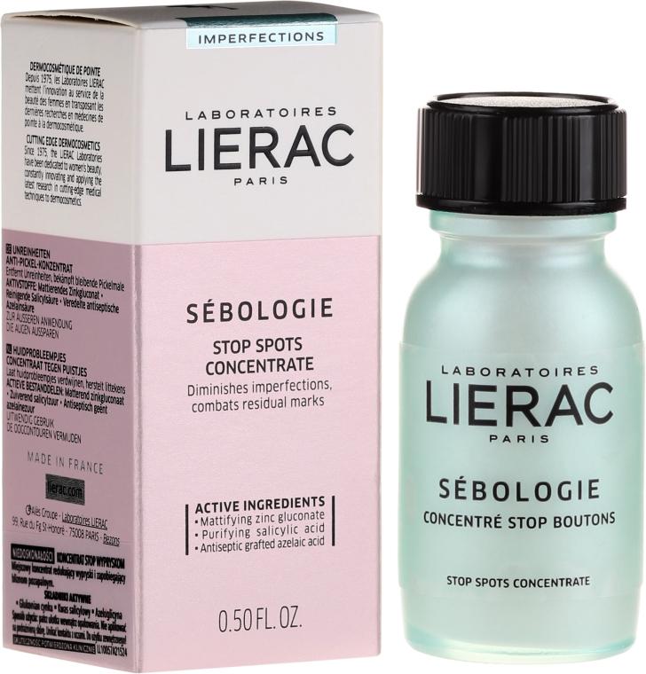 Anti-Pickel Gesichtskonzentrat - Lierac Sebologie Blemish Correction Stop Spots Concentrate