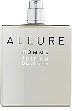 Düfte, Parfümerie und Kosmetik Chanel Allure Homme Edition Blanche - Eau de Parfum (Tester ohne Deckel)