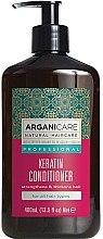 Düfte, Parfümerie und Kosmetik Haarspülung für alle Haartypen mit Keratin - Arganicare Keratin Conditioner