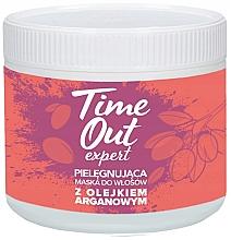 Düfte, Parfümerie und Kosmetik Haarmaske mit Arganöl - Time Out
