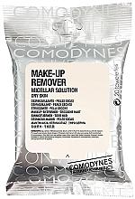 Düfte, Parfümerie und Kosmetik Comodynes Make-up Remover Micellar Solution - Mizellen-Reinigungstücher für trockene Haut