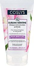 Düfte, Parfümerie und Kosmetik Regenerierende Haarmaske mit Phytokeratin und Lilie - Coslys Sublime Keratine Mask