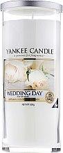 Düfte, Parfümerie und Kosmetik Duftkerze im Glas Wedding Day - Yankee Candle Wedding Day