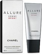 Düfte, Parfümerie und Kosmetik Chanel Allure homme Sport - After Shave Emulsion