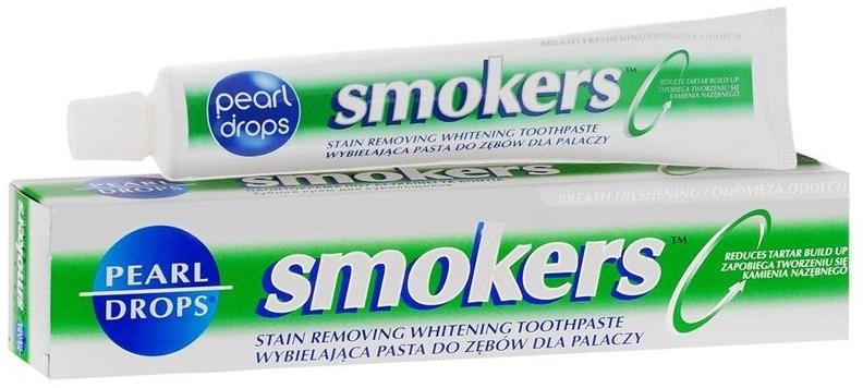 Aufhellende Zahnpasta für Raucher - Pearl Drops Smokers Toothpaste — Bild N2