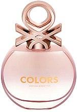 Düfte, Parfümerie und Kosmetik Benetton Colors De Benetton Rose - Eau de Toilette