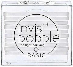 Düfte, Parfümerie und Kosmetik Haargummi-Set - Invisibobble Basic Crystal Clear