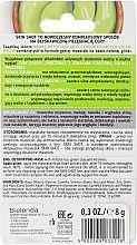 Detox-Gesichtsmaske mit Matcha Tee Extrakt - Bielenda Skin Shot Matcha Tea — Bild N2